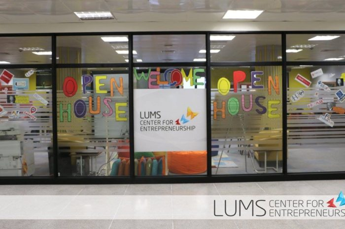 LUMS Center for Entrepreneurship Selects 7 Startups for its Foundation Program