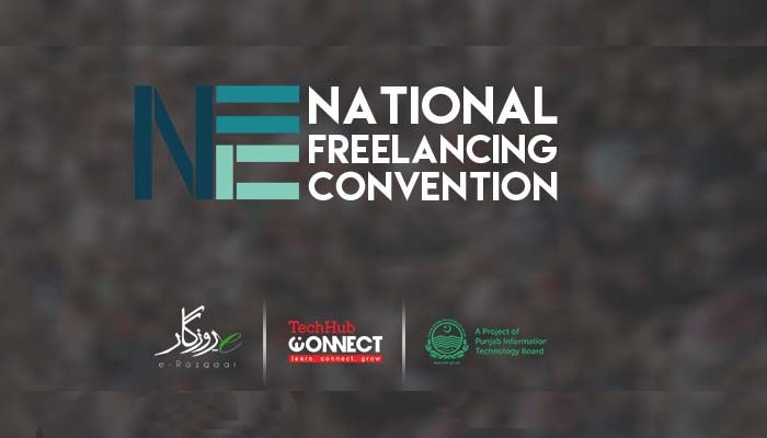 Don't miss out Pakistan's first National Freelancing Convention to be held in Lahore