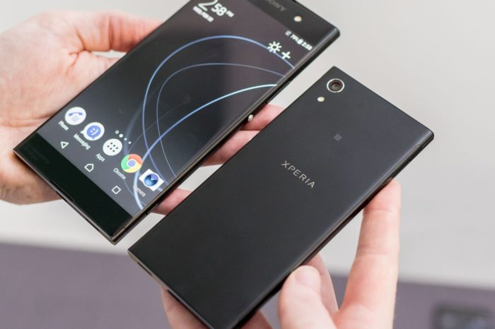 "Sony Xperia XZ Premium won the ""Best New Smartphone"" award at MWC 2017"