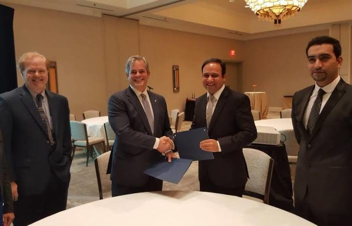 PITB Chairman and Mayor of Austin to Establish Lahore and Austin as Science Cities