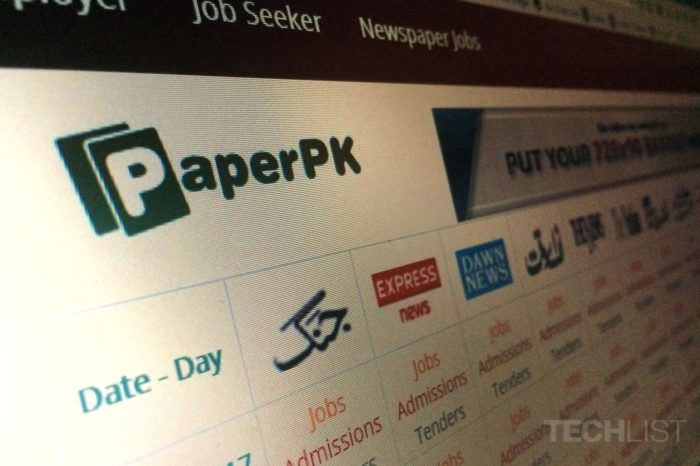 This Online Job Portal Making Waves in Pakistan's Job Search Industry