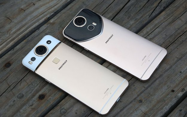 smartphone with 360