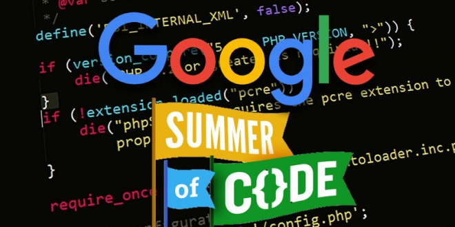 Apply for Google Summer of Code 2017 starting on 20 March