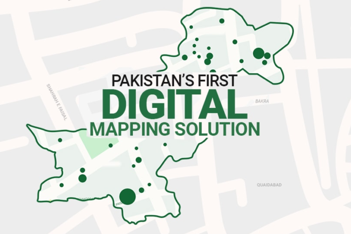 TPL Maps launches Pakistan's First Street Vision Map