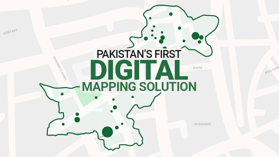 Pakistan's First Street View Map