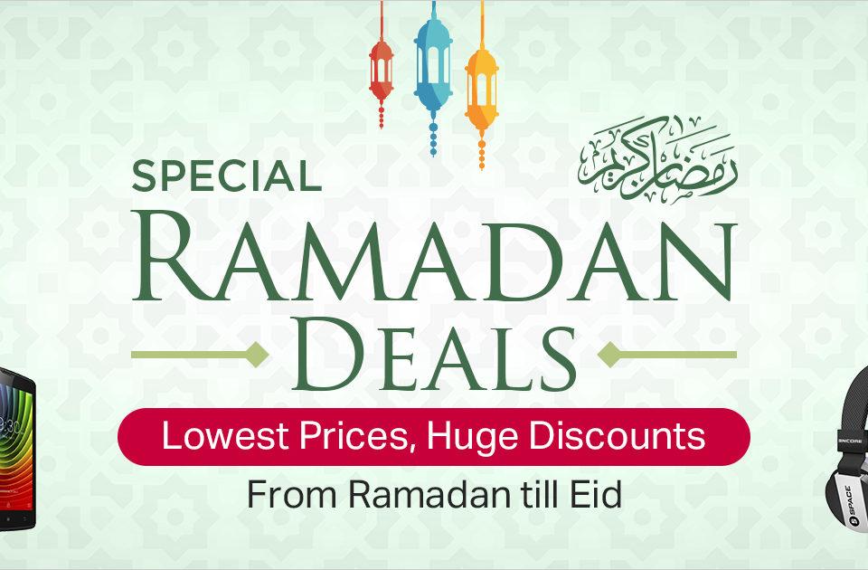 Online Ramadan Deals