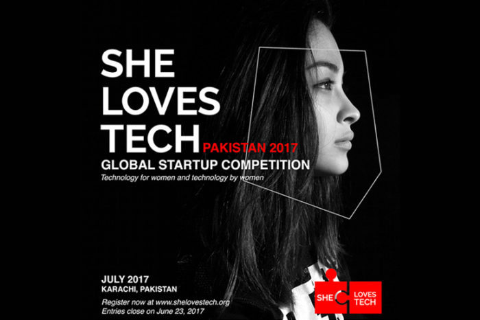 She Loves Tech Global Startup Competition for Female Entrepreneurs is Open Now