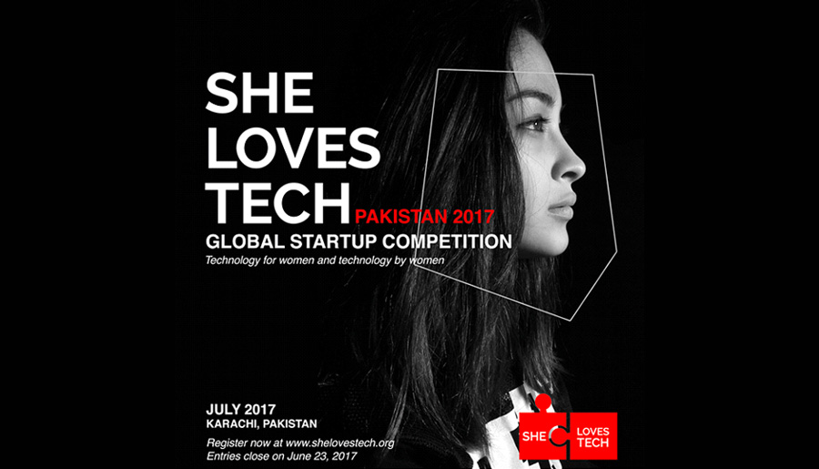 She Loves Tech Startup Competition