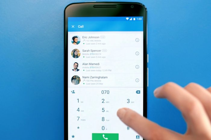 Now Send Quick Flash Messages and SMS on Truecaller