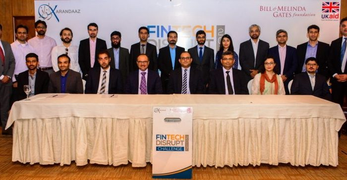 Karandaaz Pakistan signs grant agreements with FinTech Disrupt Challenge 2017 winners