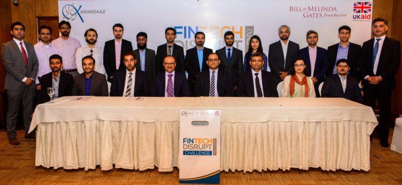 FinTech Disrupt Challenge 2017