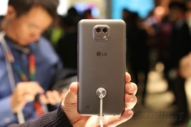 LG X Cams