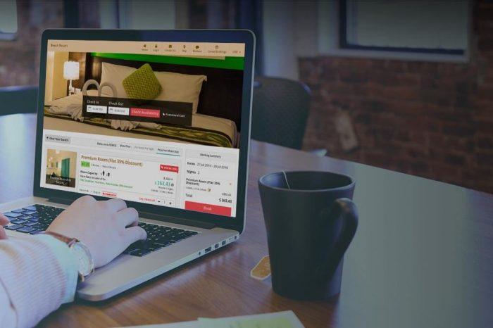 Online hotel bookings increased during summer season