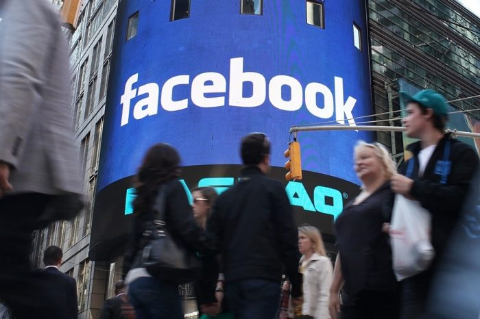 Social media giant Facebook crosses 2 billion monthly active users