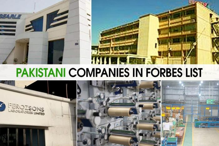 5 Companies From Pakistan Make it to Forbes Asia's 200 'billion list'