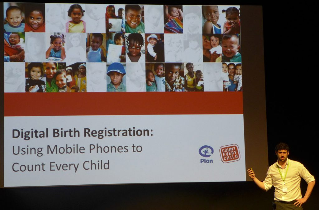digitize birth registration