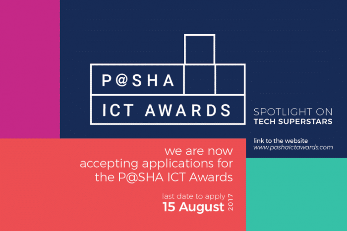 P@SHA Opens Applications for ICT Awards 2017