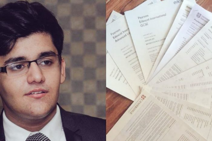 Pakistani student from Multan beats world record in O/A Levels exams