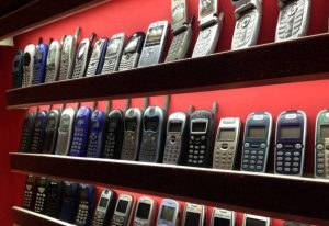 Vintage mobile phone museum opens in Slovakia