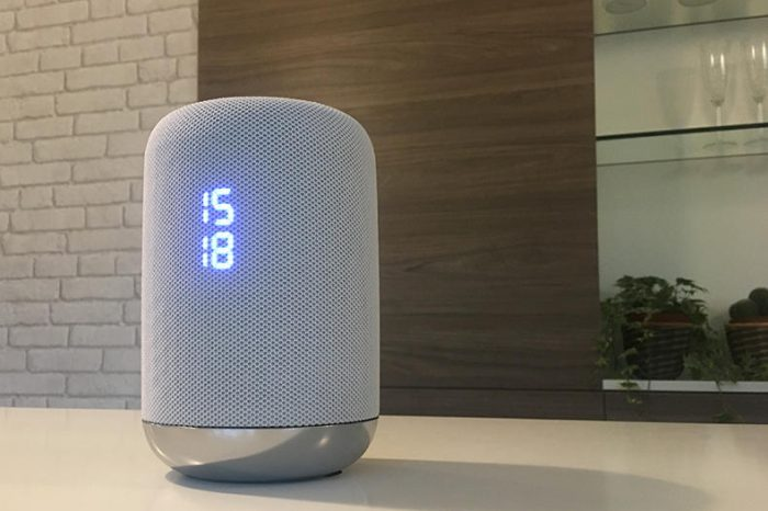 Sony to launch a Google Assistant powered smart speaker in October