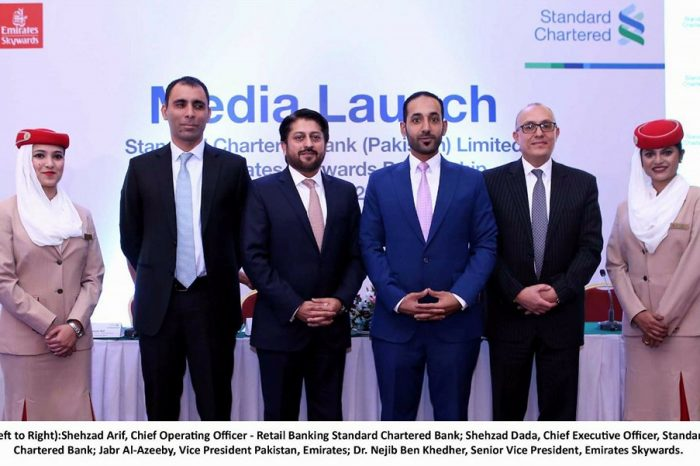 Standard Chartered and Emirates Skywards Launched a Credit Card