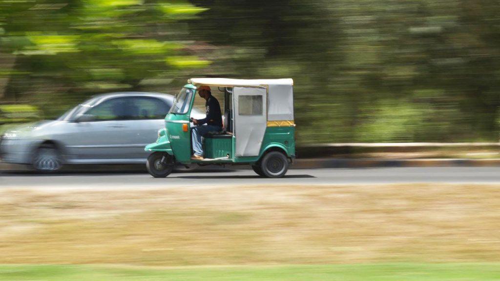 Rickshaw App