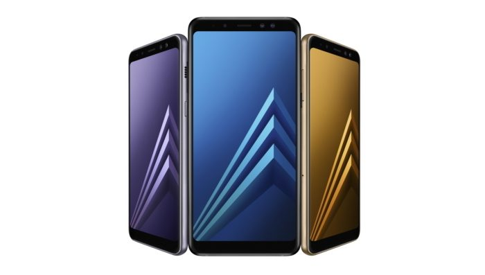 Samsung Galaxy A8 and A8 + (2018) officially unveiled