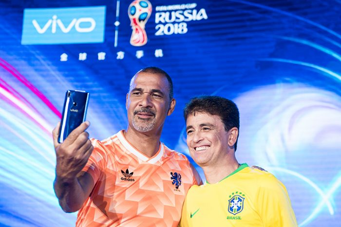 Vivo Unveils Customized Smartphones Campaign for 2018 FIFA World Cup Russia™