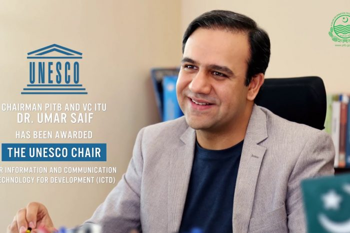 Punjab govt decides to remove PITB chief Dr Umar Saif