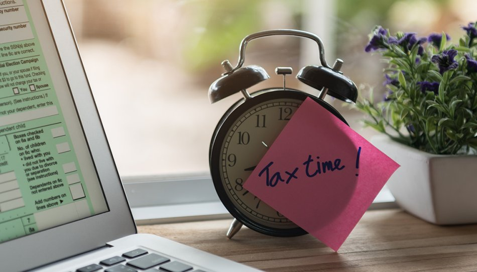 Online Tax Filing Portal