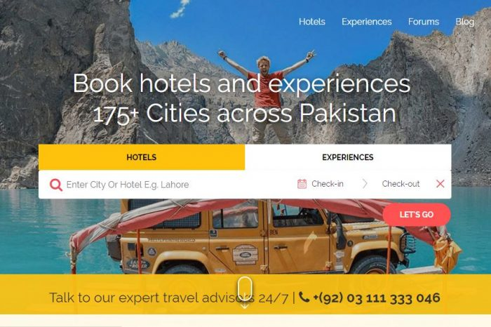 GoGhoom – Pakistan's Largest Travel Portal