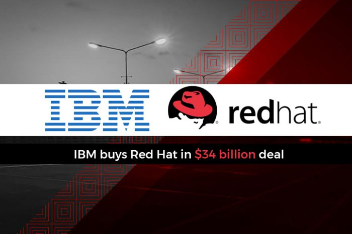 IBM Closes Landmark Acquisition of Red Hat for $34 Billion