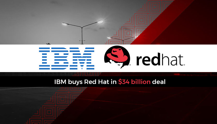Acquisition of Red Hat