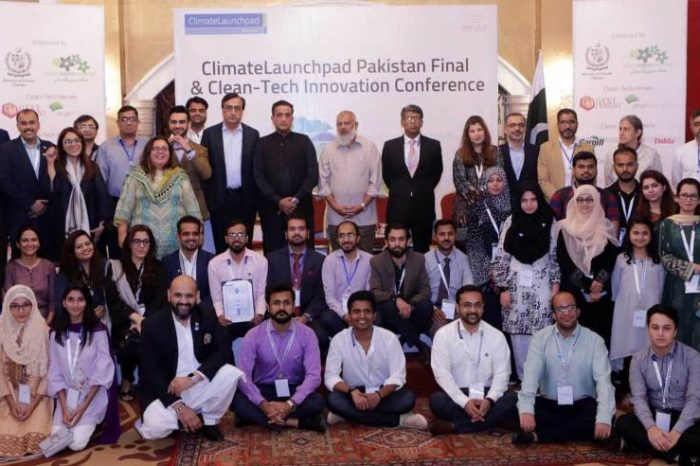 Team Pakistan Debuts at Global Clean-Tech Business Idea Competition