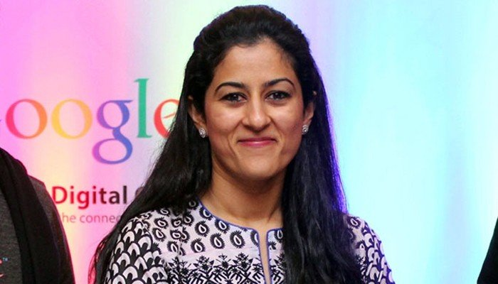 Former Google Executive Tania Aidrus plans to Lead Digital Pakistan Initiative
