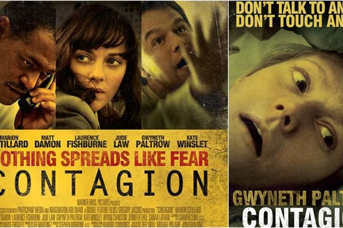 Contagion Becomes Most-Watched Movie Online After Coronavirus Outbreak