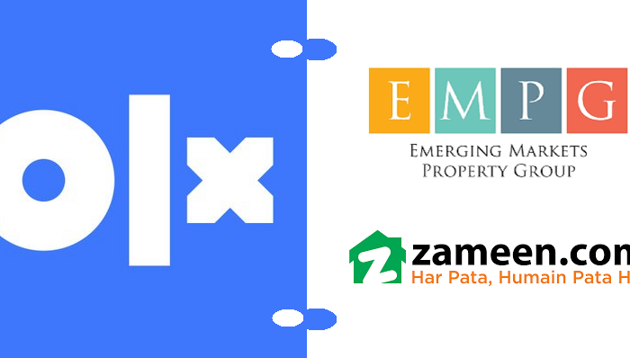 Zameen's parent company EMPG announces Merger with OLX Group