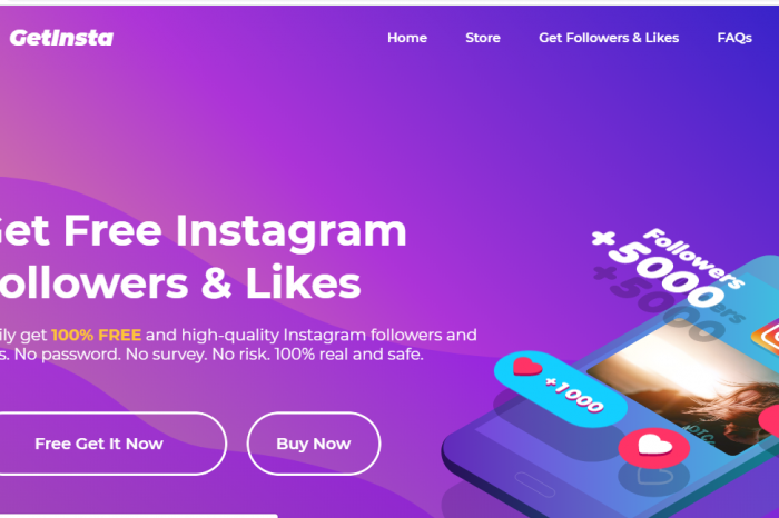 Use Instagram Followers App to Get Free Instagram Followers and Likes