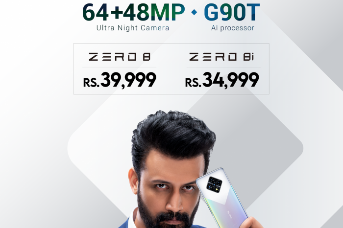 World's first 48MP Dual Selfie & 64MP Quad Rear Camera Introduced with Infinix Zero 8