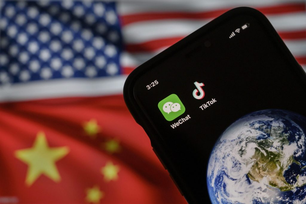 Ban on TikTok And WeChat