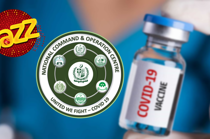 Jazz to Assist NCOC in Its Nationwide Vaccination Campaign