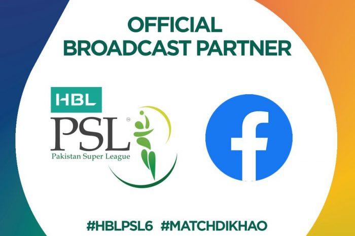 Facebook Is PSL's Official Broadcast Partner