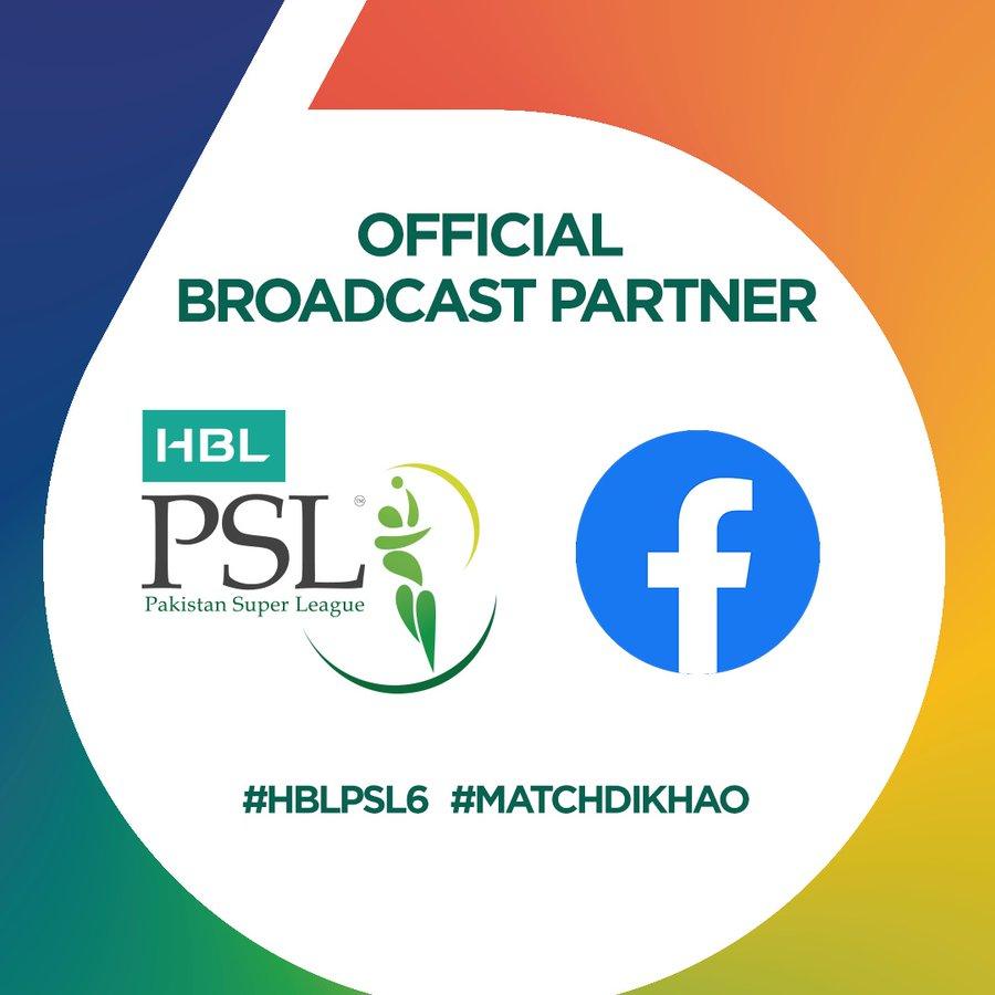 PSL's Official Broadcast Partner