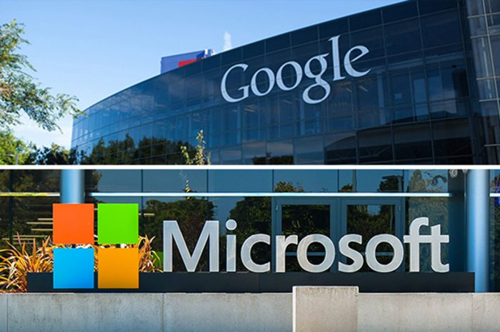 Microsoft and Google End Six-Year Truce on Legal Battles