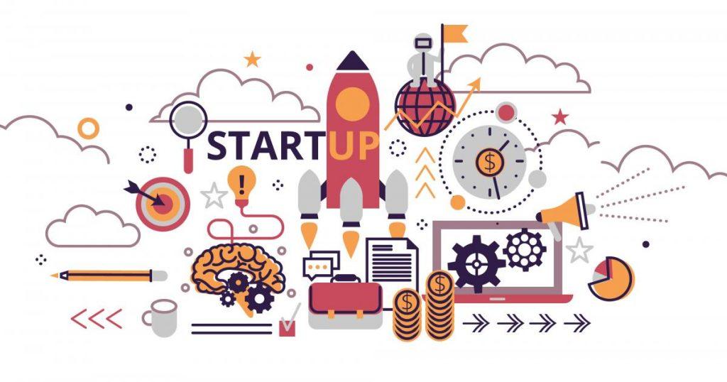 Startups Raise $128m
