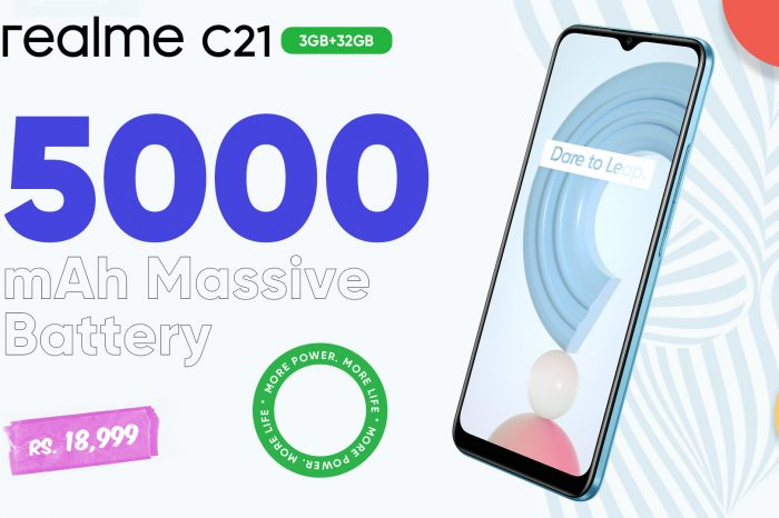 Realme C21 Fits Your Pocket in More Ways Than One – Get to Read Why?
